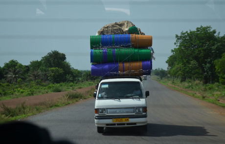 Transport in Togo
