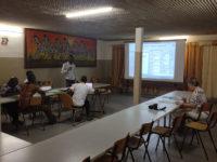 Togohaus Lomé - Tagungsraum