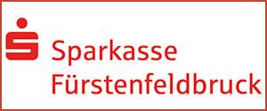 Das Logo unseres Sponsors Sparkasse Fürstenfeldbruck