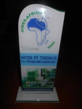 Der Preis für Aktion PiT-Togohilfe