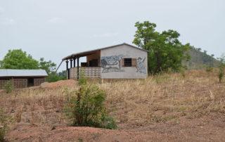 Togoische Graffiti