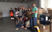 Mittelschüler aus Maisach leisten nachhaltige Hilfe
