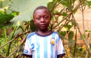Patenkindervorschlag: Yawovi Georges WOULA