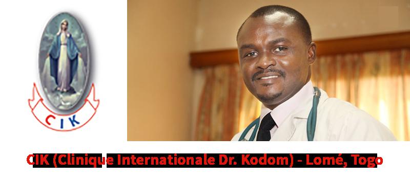 CIK - Clinique Internationale Dr. Kodom