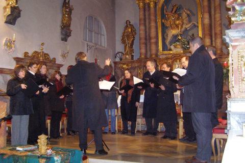 Der Angeluschor aus Stefansberg