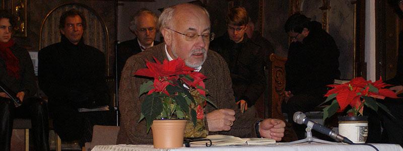 Lesung - Carl Orff - Veranstaltung