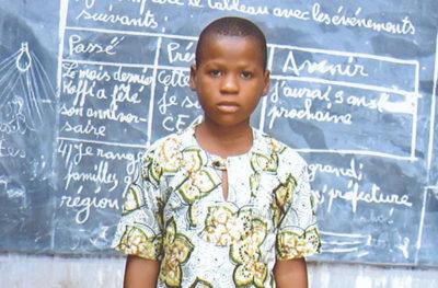 Patenkindervorschlag - KPEMOUA Maurice