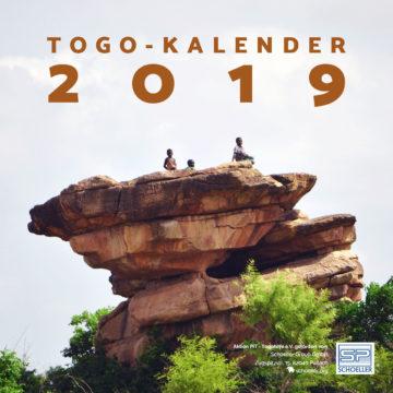 Das Titelbild des Togo-Kalenders 2019