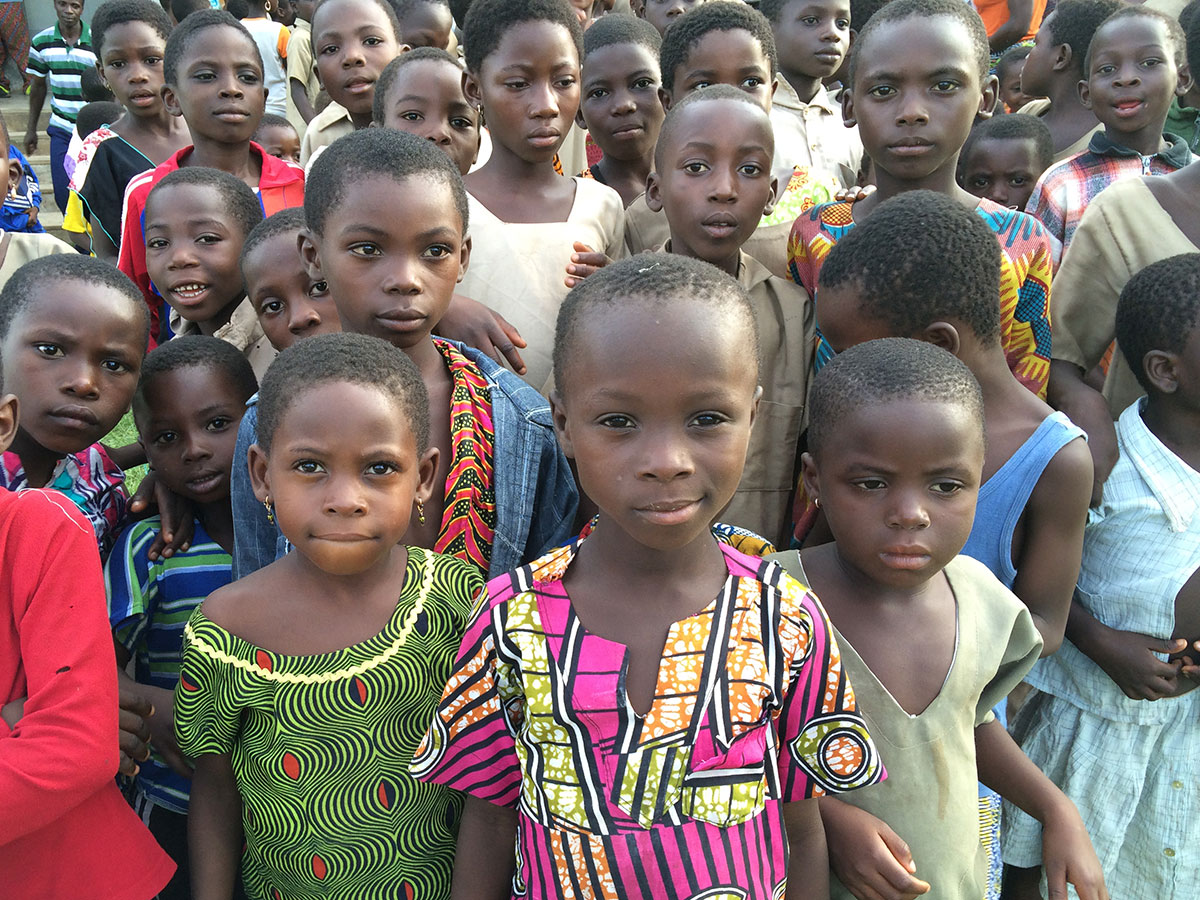 Die Kinder in Illico