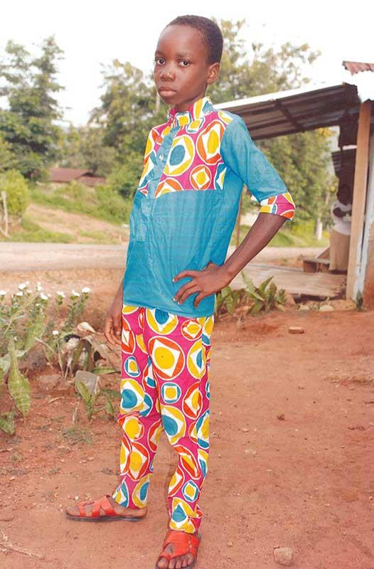 Patenkindervorschlag - Komla Pierre Sossou