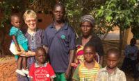 Glückliche Wende im Leben der Familie Yendou in Togo