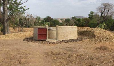 Ein neuer Brunnen für Togo