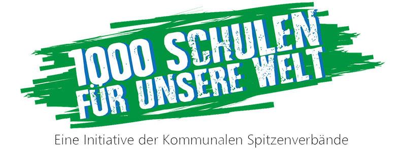 1000 Schulen für unsere Welt - Logo