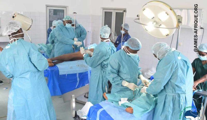 Ärzte-Einsatz in Pagouda