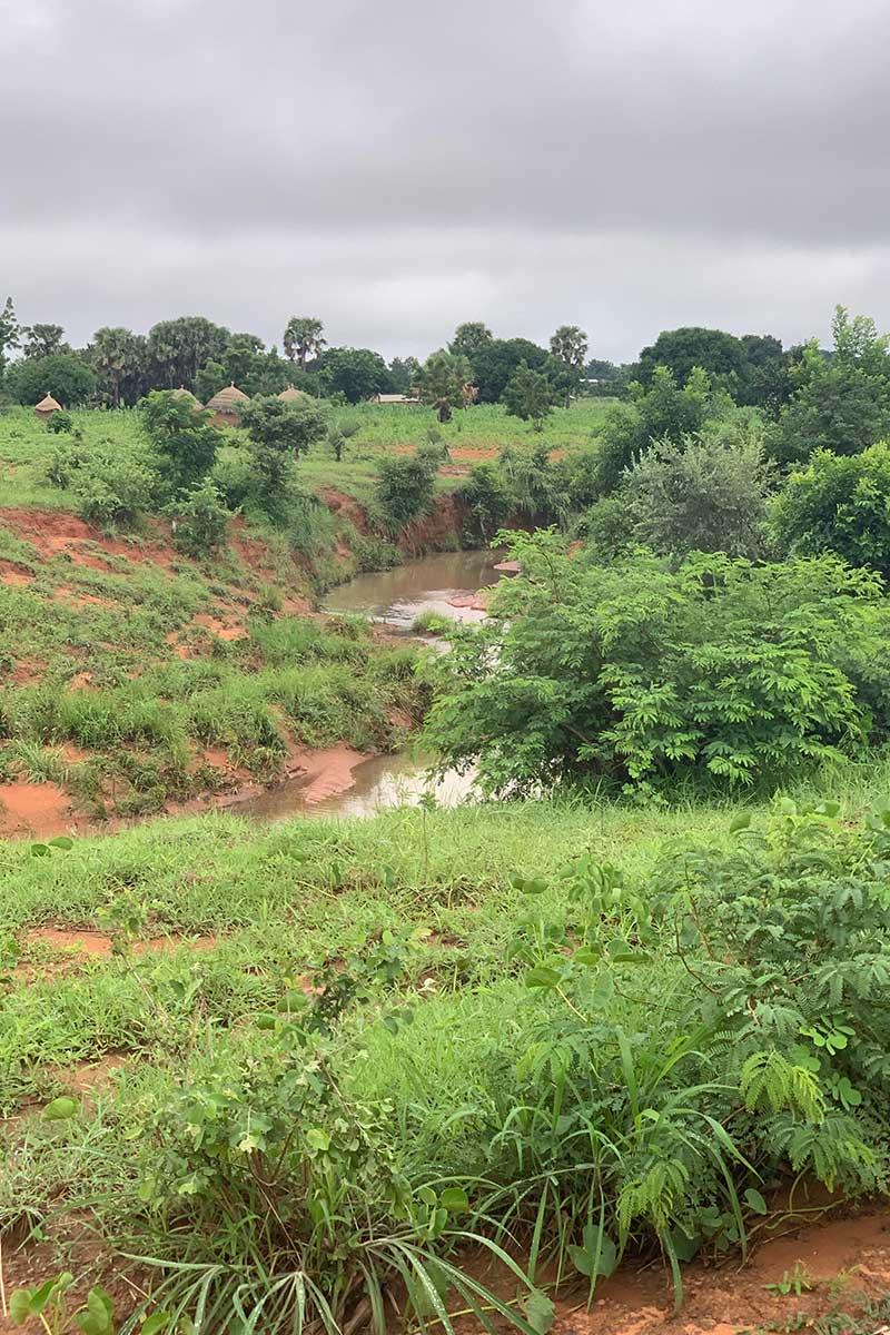 Im Norden Togos