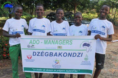 Ado-Managers - Dzegbakondzi