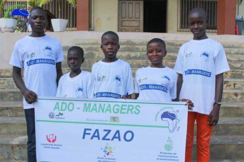 Ado-Managers - Fazao