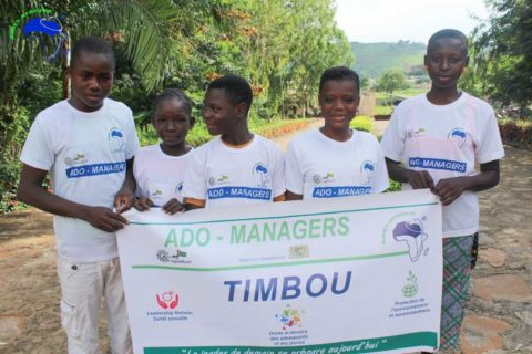 Ado-Managers - Timbou