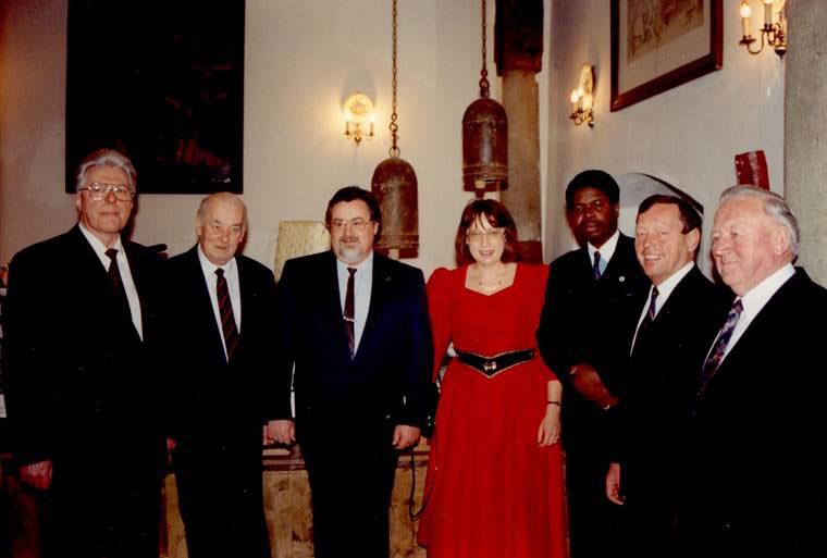 Vor vielen Jahren in Togo