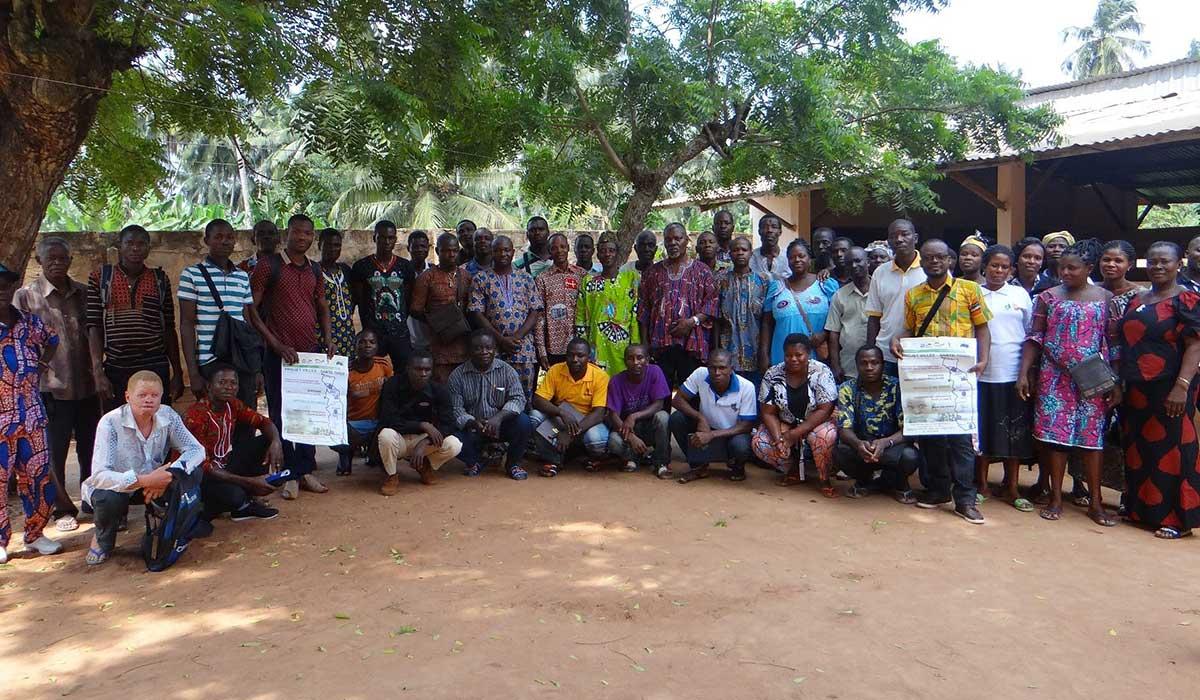 Dorfausschuss Akoumape