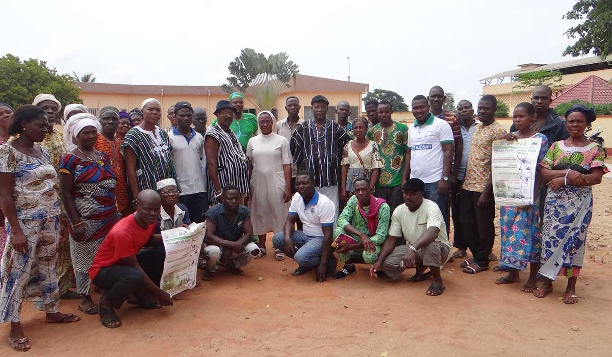 Dorfausschuss Anyronkope