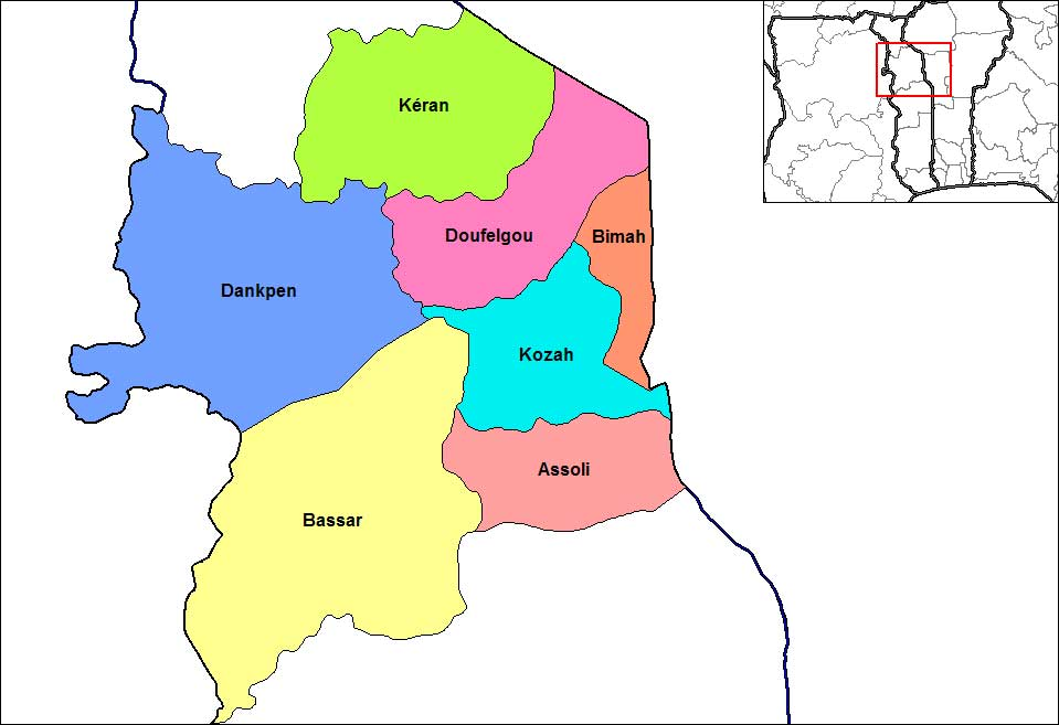 Prefektur Kara