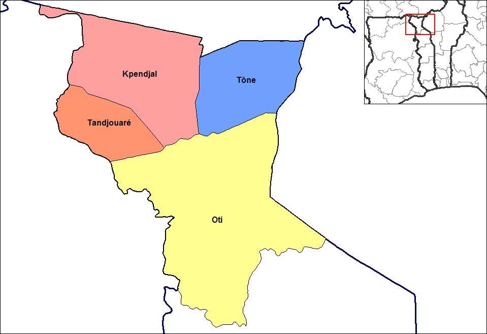 Prefektur Savannes