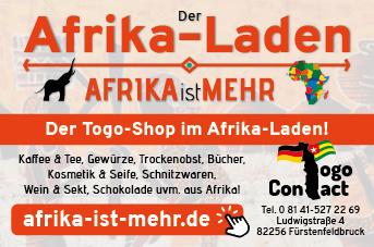 Der Togo-Shop im Afrika-Laden